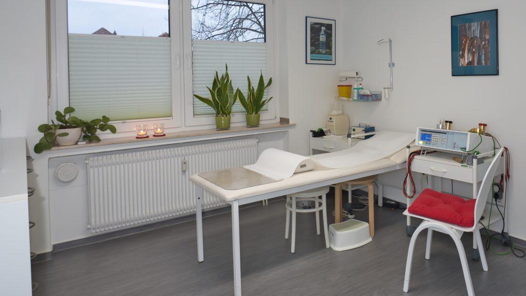 Bild: Behandlungszimmer