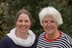 Bild: Barbara Peuntner und Janine Murawski