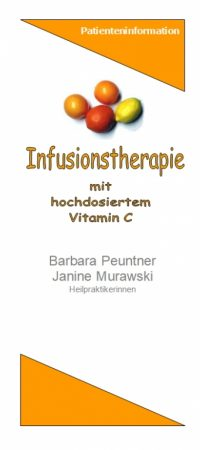 Abb. Infusions-Flyer, Vitamin C